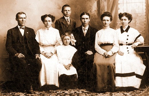 William Quackenbush Family